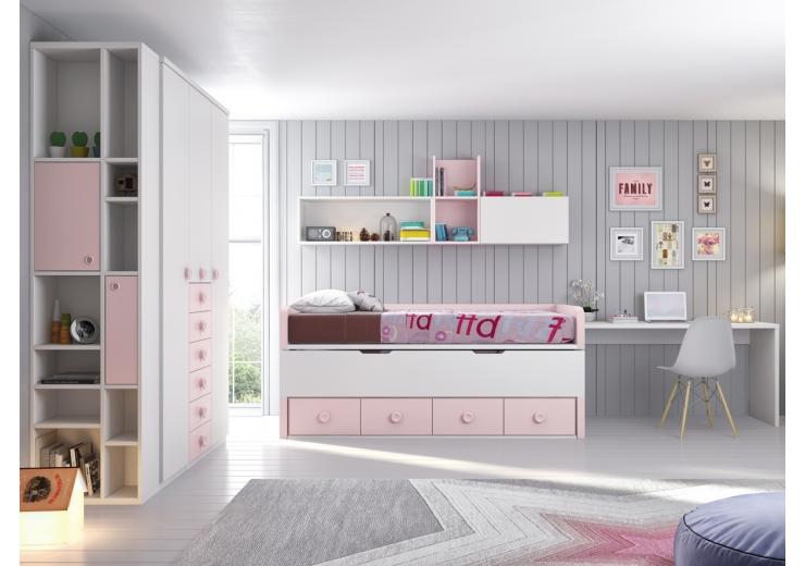 Composicion 1 compactos salon del mueble for Compactos de salon