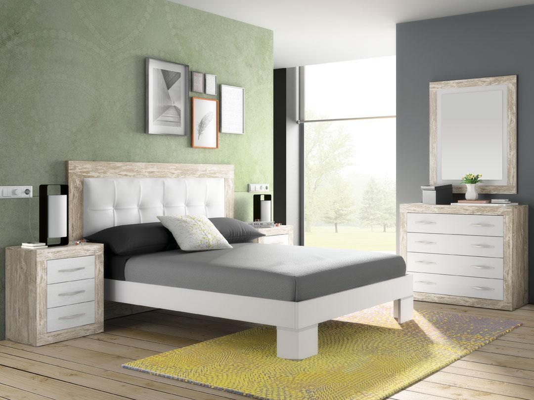 Dormitorio jordan 290 salon del mueble for Muebles jordan